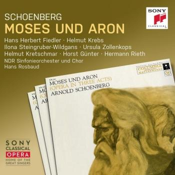 Cover Schoenberg: Moses und Aron (Remastered)
