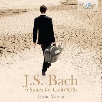 Cover J.S. Bach 6 Suites for Cello Solo