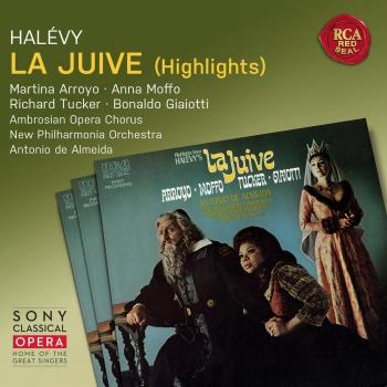 Cover Halévy: La Juive Highlights (Remastered)