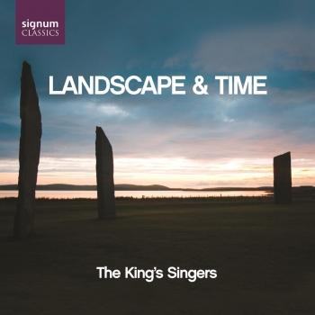 Cover Landscape & Time