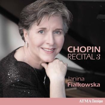 Cover Chopin Recital, Vol. 3