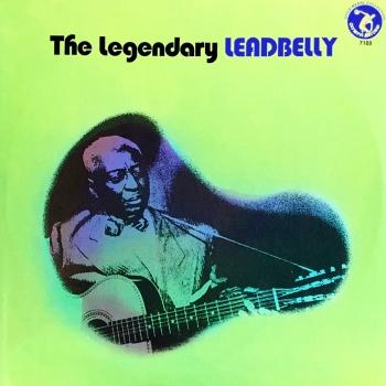 Cover The Legendary Leadbelly (Remastered)