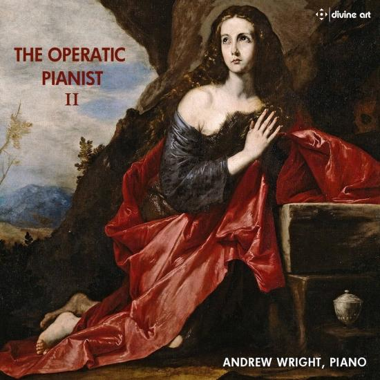Cover The Operatic Pianist, Vol. 2