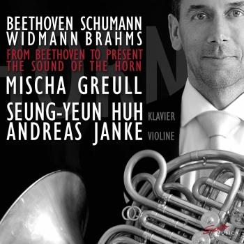 Cover From Beethoven to Present: The Sound of the Horn