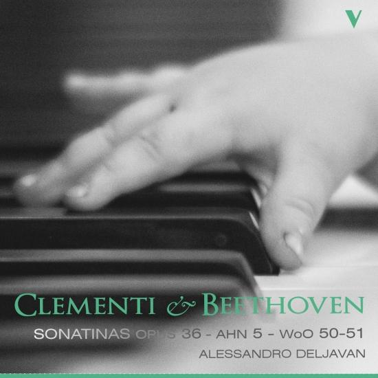 Cover Clementi & Beethoven: Piano Sonatinas