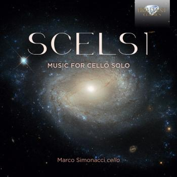 Cover Scelsi: Music for Cello Solo