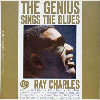 Cover The Genius Sings The Blues