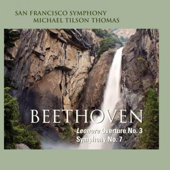 Cover Beethoven: Leonore Overture No. 3 - Symphony No. 7
