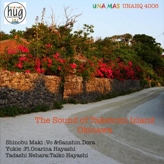 Cover The Sound of Taketomi Island - OKINAWA