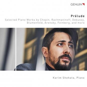 Cover Chopin, Rachmaninoff, Debussy & Others: Piano Works