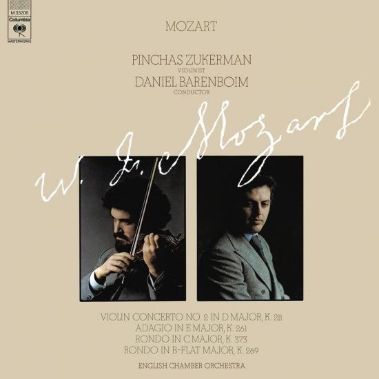 Cover Mozart: Concerto No. 2 in D Major for Violin and Orchestra, K. 211 & Other Works (Remastered)