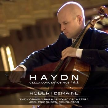 Cover Haydn: Cello Concerto Nos. 1 & 2