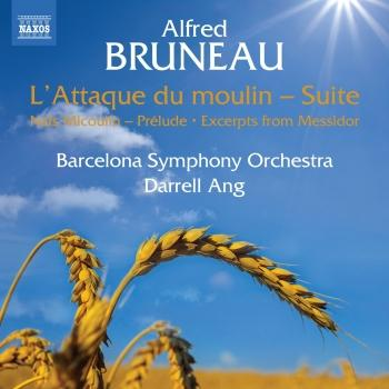Cover Bruneau: Orchestral Works