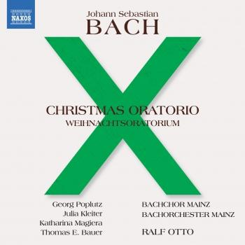 Cover Bach: Weihnachts-Oratorium, BWV 248