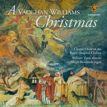 Cover A Vaughan Williams Christmas