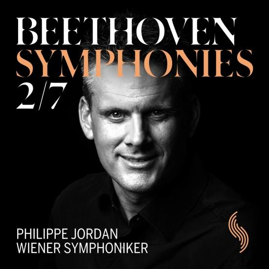 Cover Beethoven: Symphonies Nos. 2 & 7 (Live)