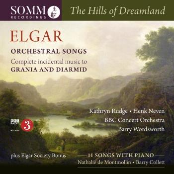 Cover Elgar: Orchestral Songs