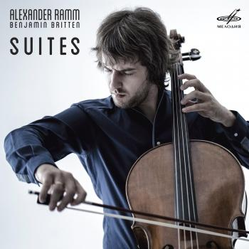 Cover Britten: Cello Suites