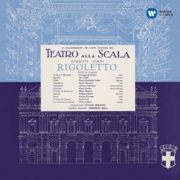 Cover Verdi: Rigoletto (1955 - Serafin) - Callas Remastered