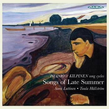 Cover Heiniö & Kilpinen: Songs of Late Summer