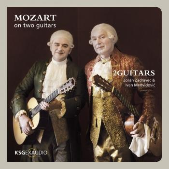 Cover Mozart on Two Guitars