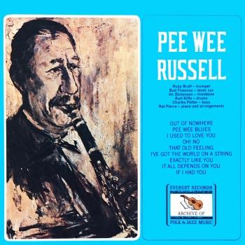Cover Pee Wee Russell (Remastered)