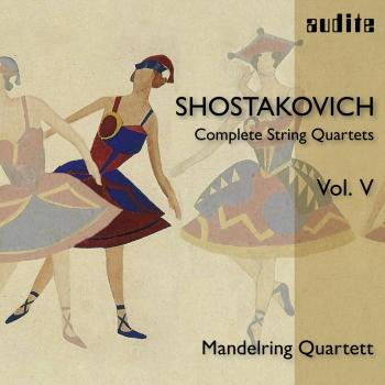 Shostakovich: Complete String Quartets, Vol. V