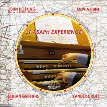 Cover St Asaph Experience