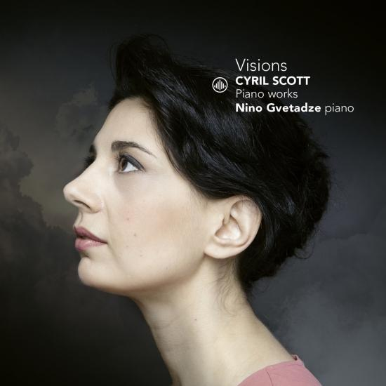 Cover Cyril Scott: Visions