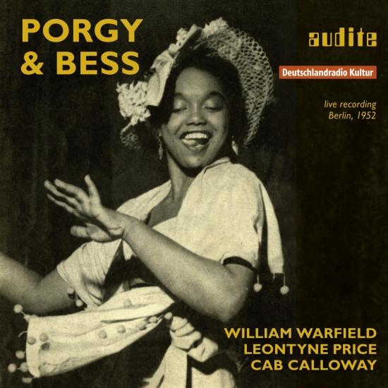Cover Gershwin: Porgy and Bess