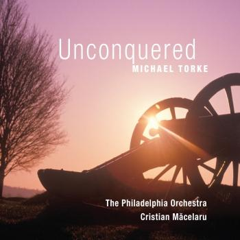 Cover Torke: Unconquered