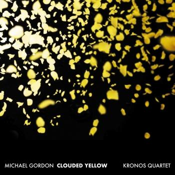 Cover Michael Gordon: Clouded Yellow