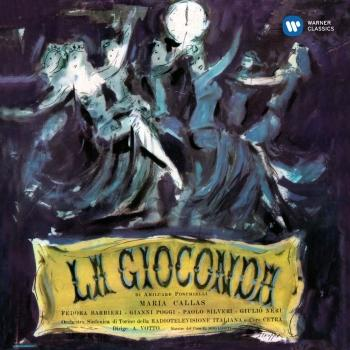 Cover Ponchielli: La Gioconda (1952 - Votto) - Callas Remastered