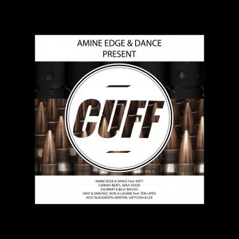 Cover Amine Edge & DANCE Present CUFF, Vol. 2
