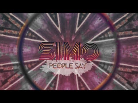 Video Simo - People Say (Official Music Video)
