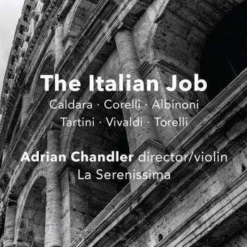 Cover The Italian Job