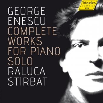 Cover Enescu: Complete Works for Piano Solo