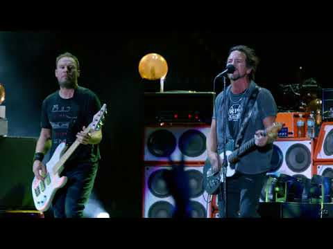 "Video Pearl Jam ""Corduroy"" - Let's Play Two"