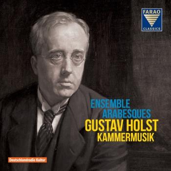 Cover Gustav Holst: Kammermusik