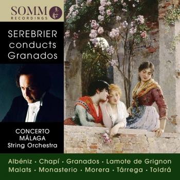 Cover José Serebrier Conducts Granados