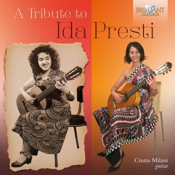 Cover A Tribute to Ida Presti