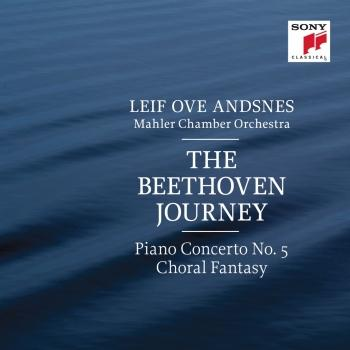 Cover The Beethoven Journey - Piano Concerto No.5 'Emperor' & Choral Fantasy
