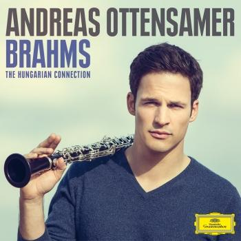 Cover Brahms: The Hungarian Connection