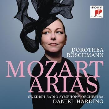 Cover Mozart Arias