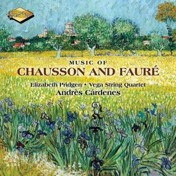 Cover Music of Chausson & Fauré