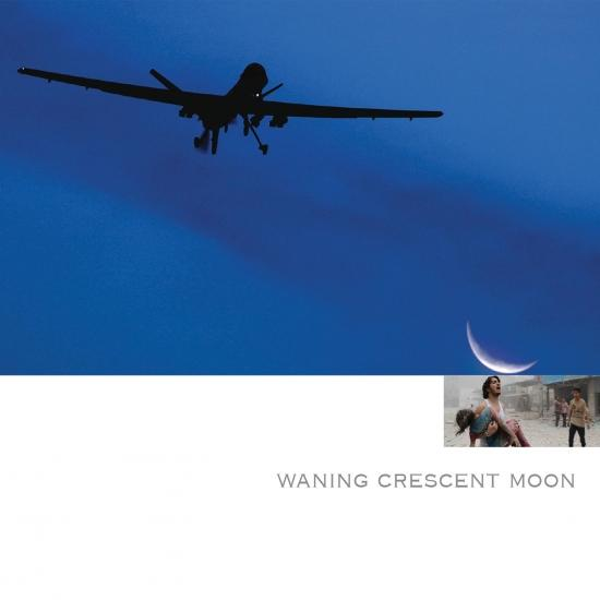 Cover Waning Crescent Moon