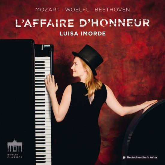 Cover L'affaire d'honneur