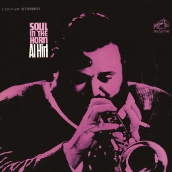 Cover Soul In the Horn (Remastered)