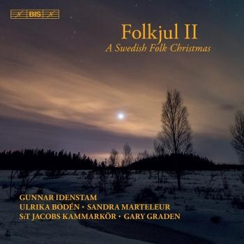 Cover Folkjul II: A Swedish Folk Christmas