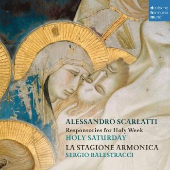 Cover Alessandro Scarlatti: Responsories For Holy Week - Holy Saturday